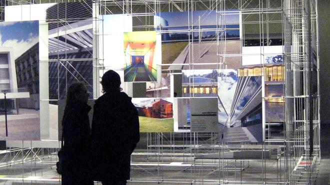 KADK udstillinger Holmen