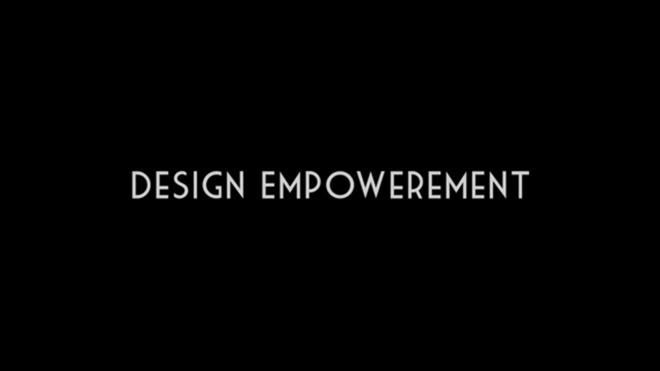 Design Empowerment