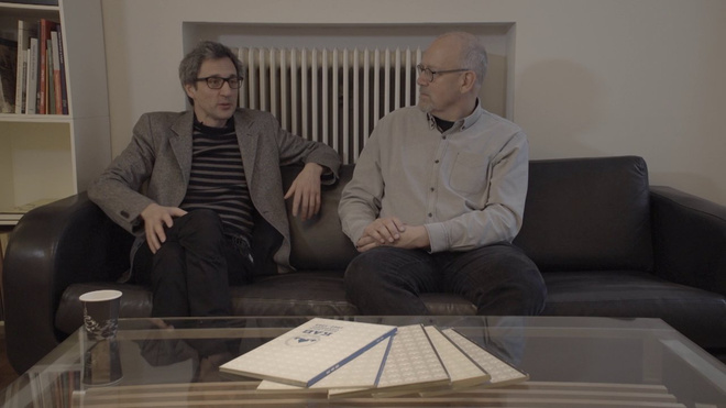 Interview med Adam Kahn (Adam Kahn Architects) & Rolf Andersson (KAB)
