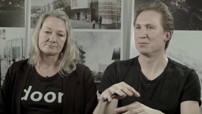 Interview med Tina Saaby (stadsarkitekt) & Thomas Kock (Polyform)