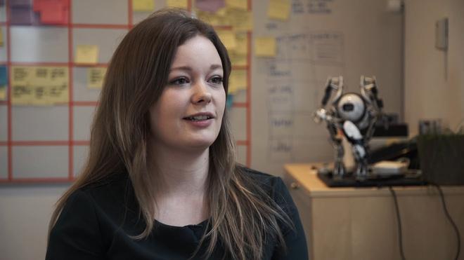 Kreative Karrierespor: Nikoline Høgh - User Experience Deisgner for Unity Technologies