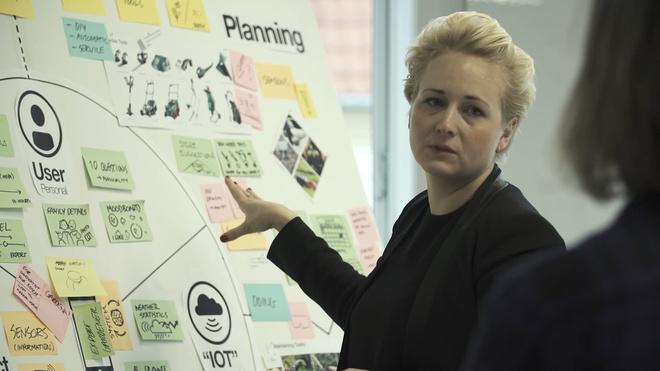 Kreative karrierespor: Sofie Holstein-Homann - Global Strategic Design Director hos Designit
