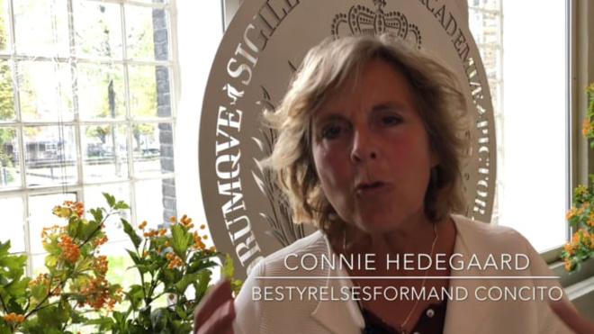 Connie Hedegaard om KADK's arbejde med FN's verdensmål