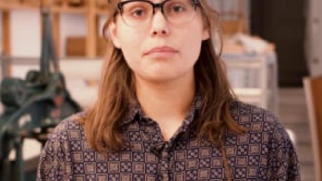 Sarah - Grafisk Konservering