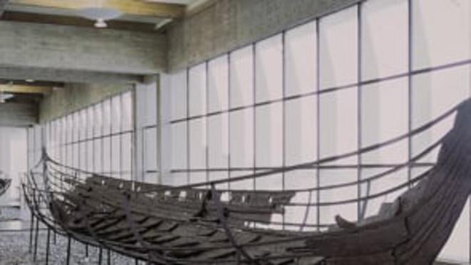 Institut for Bygningskunst og Kultur: Vikingeskibshallen