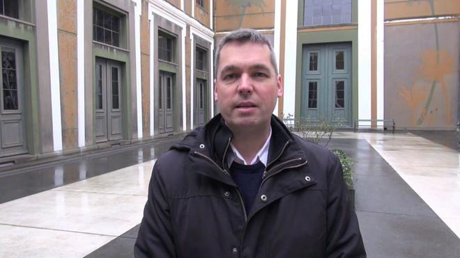 Interview Peter Thule om G. Bindesboll