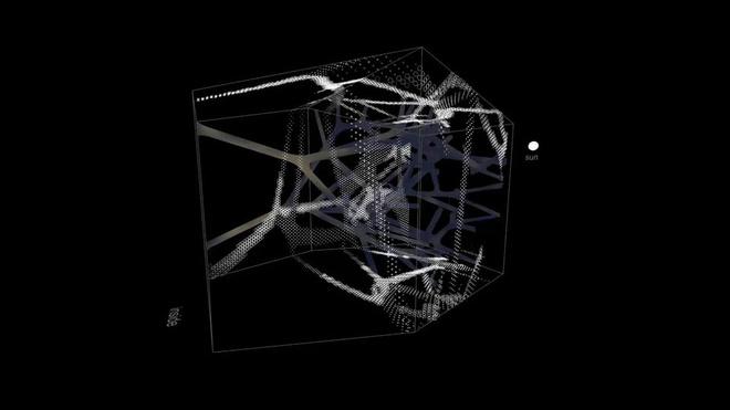 Complex Modelling - SOH Exhibition (2013) - video01