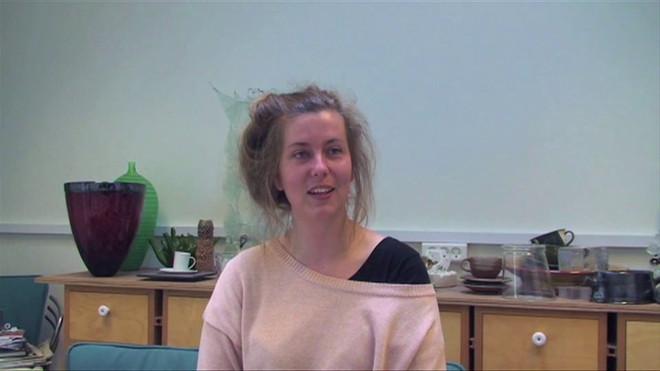 Mød en studerende fra Keramik på Designskolen, Bornholm