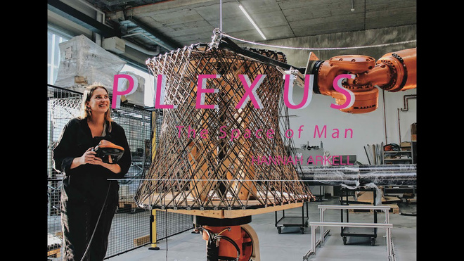 Plexus Master Thesis by Hannah Arkell