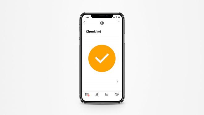 Vi minimerer App