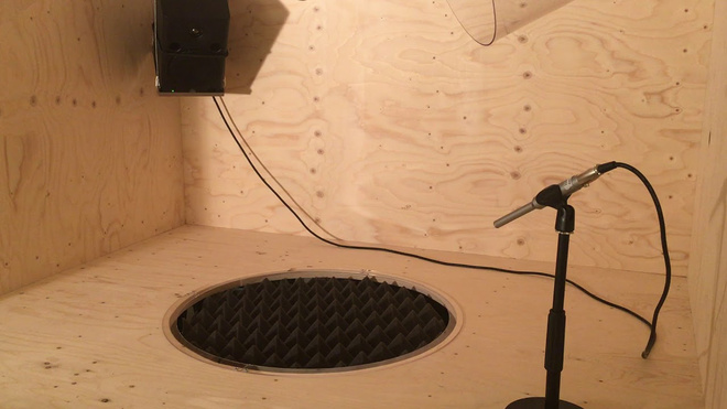 CITA Acoustic Reverberation Chamber