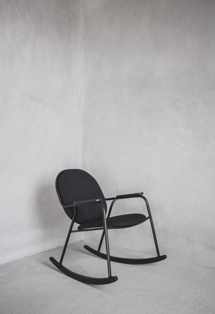 A Rocking Chair For MENU   Frederik Alexander Werner