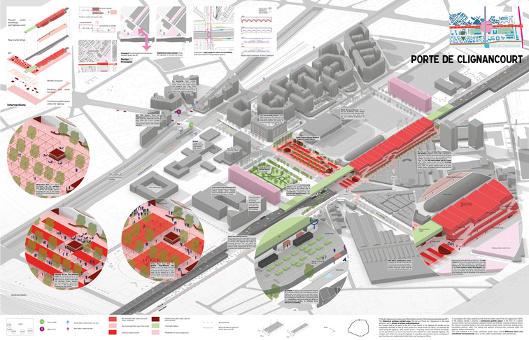 The future of the urban highway kadk - Bureau de change porte de clignancourt ...
