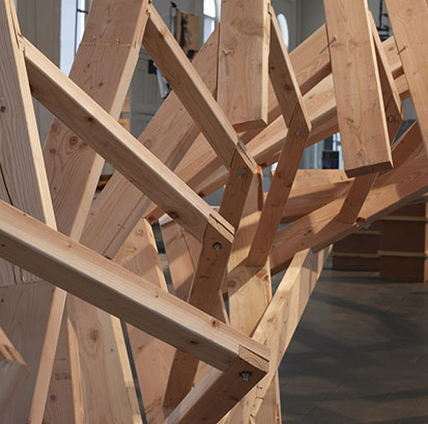 Parametric Wood Kadk