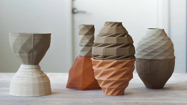 Industrial Design And Ceramic Form Kadk